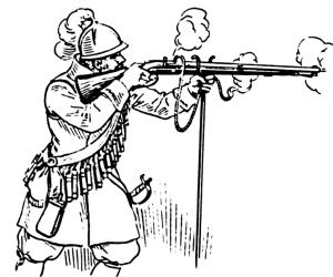 Harquebus Draw